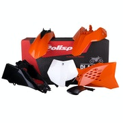 Plastic Kit Polisport Plastics Ktm Sx 65 12-15