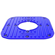 Polisport Plastics Basic Replacement Rubber Top Box Stand