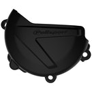 Polisport Plastics Yamaha Yz 125 05-20 Clutch Cover Protector