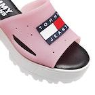Tommy Jeans Heritage Chunky Heel Damen Sandalen