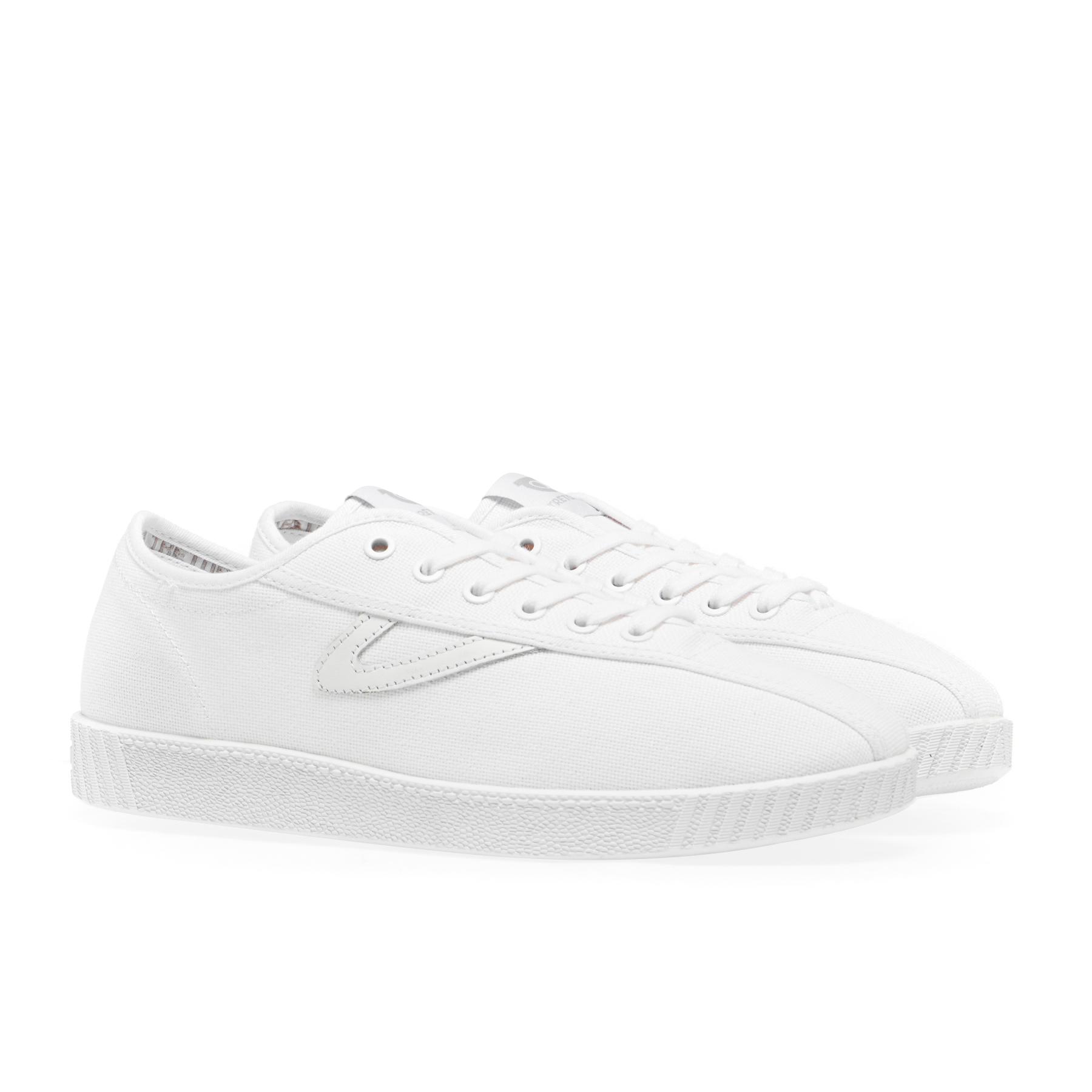 Tretorn Nylite Shoes - White White