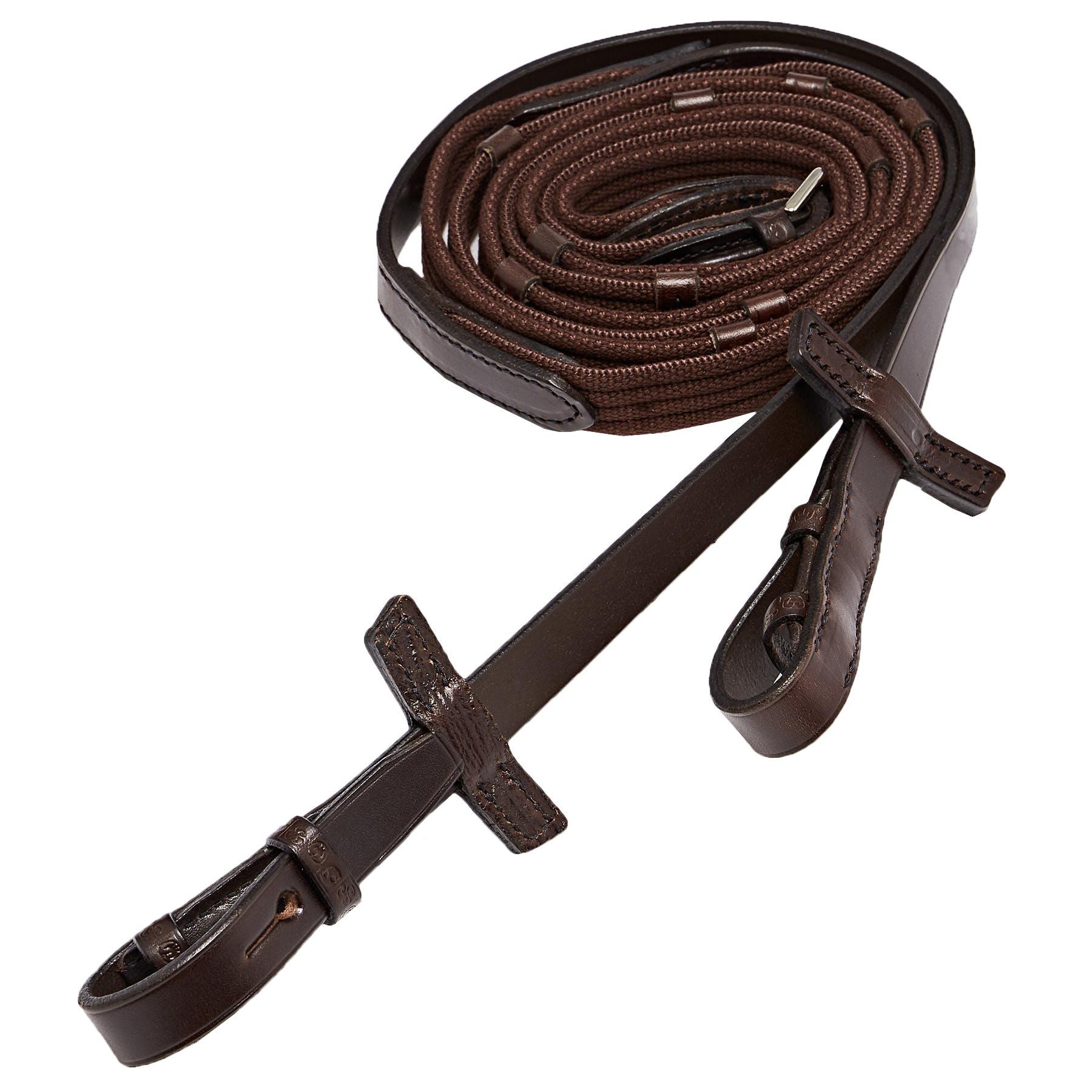 Details about  /Stubben Leather Without Elastic Unisex Saddlery Girths Ebony All Sizes