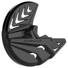 Brake Disc Guard Polisport Plastics Honda Crf 250r/450r 10-14 Bottom Fork And Front