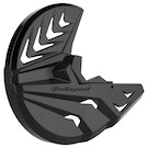 Polisport Plastics Kawasaki Kxf 250 13-20 450 15-20 Bottom Fork And Front , Brake Disc Guard