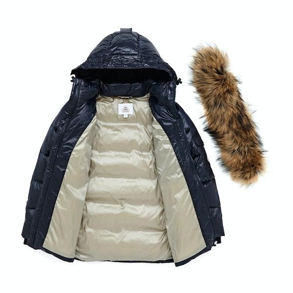 Pyrenex Authentic Shiny Fur Jacke