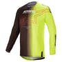 Black Yellow Fluo