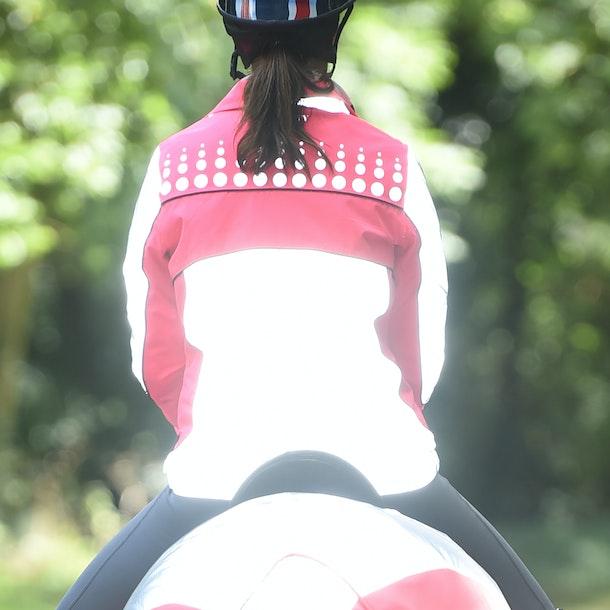 Equisafety Charlotte Dujardin Mercury Reflective Jacket