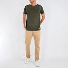 Armor Lux Marinière Men's Short Sleeve T-Shirt