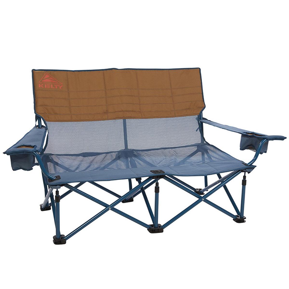 Kelty Mesh Low Loveseat Unisex Adventure Gear Camping Chair