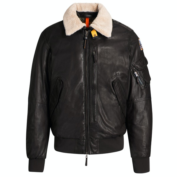 Parajumpers Josh Men's Leather Jacket