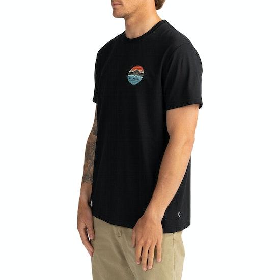 Billabong Twin Pines Kurzarm-T-Shirt