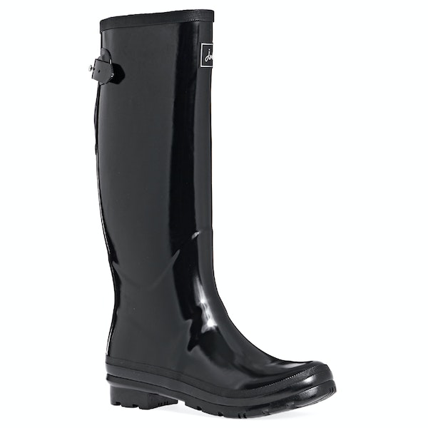 Joules Glossy Field Women's Wellington Boots