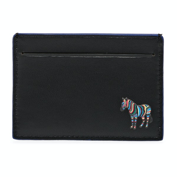 Paul Smith Credit Card Zebra Wallet