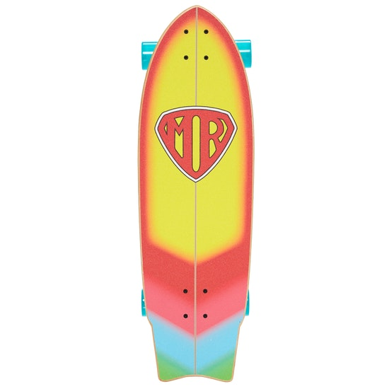 Surf Skateboard Quiksilver Mr Super