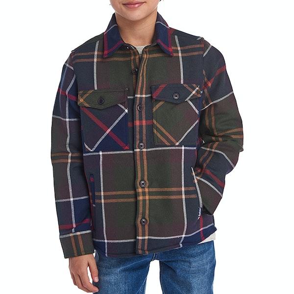 Barbour Tartan Overshirt
