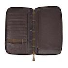 Barbour Kil Leather Travel Document Holder