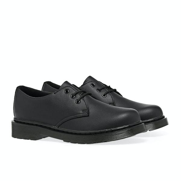 Dr Martens 1461 Mono Dziecięce Dress Shoes