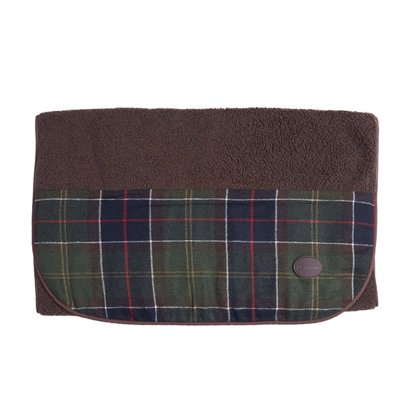 Barbour Wl Touch Dog Blanket