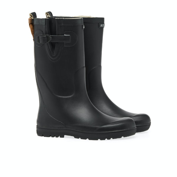 Aigle Woodypop. Kid's Wellington Boots