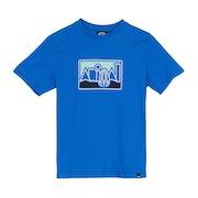 T-Shirt de Manga Curta Boys Animal Retro