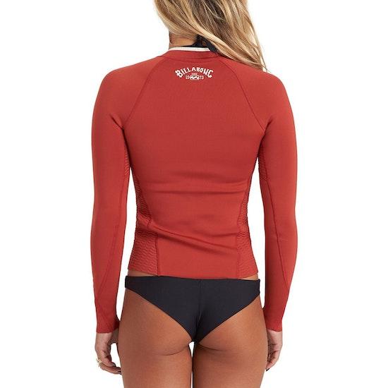 Wetsuit Jacket Femme Billabong Peeky
