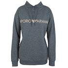 Sudadera Mujer Emporio Armani Loungewear Logo