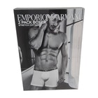 Emporio Armani 3 Pack Trunk Men's Boxer Shorts