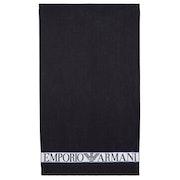 Emporio Armani Logo Herren Beach Towel