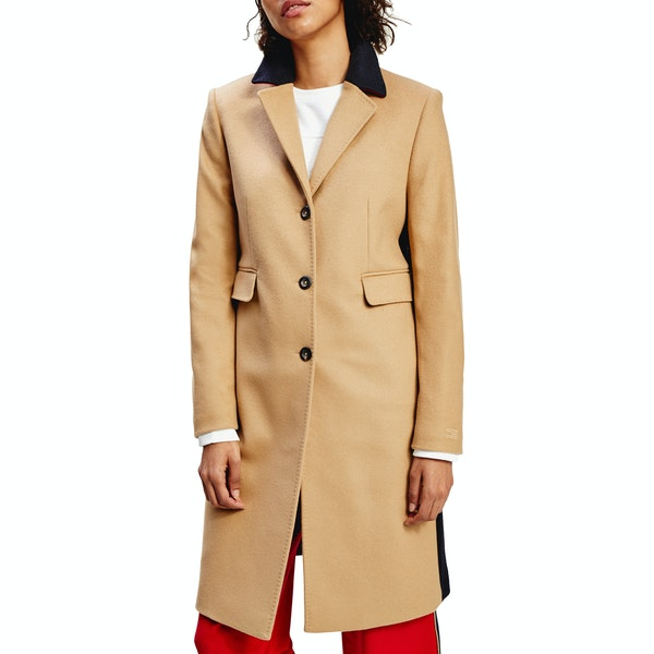 Giacca Donna Tommy Hilfiger Icon Classic Coat