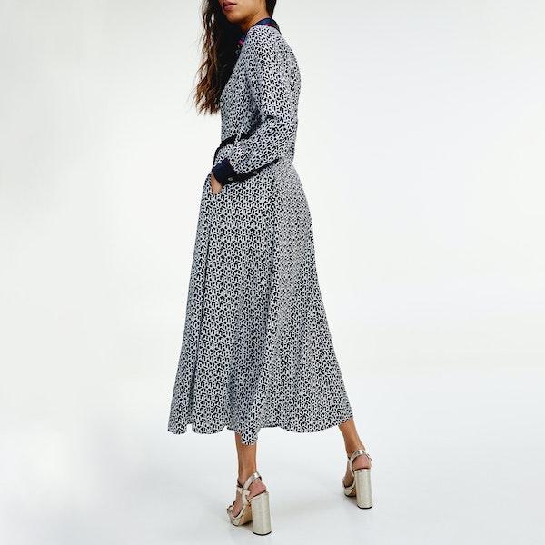 Tommy Hilfiger Icon Tilda Maxi Dress