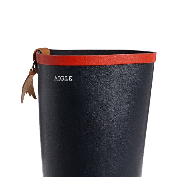 Aigle Miss Juliette Heeled Women's Wellington Boots