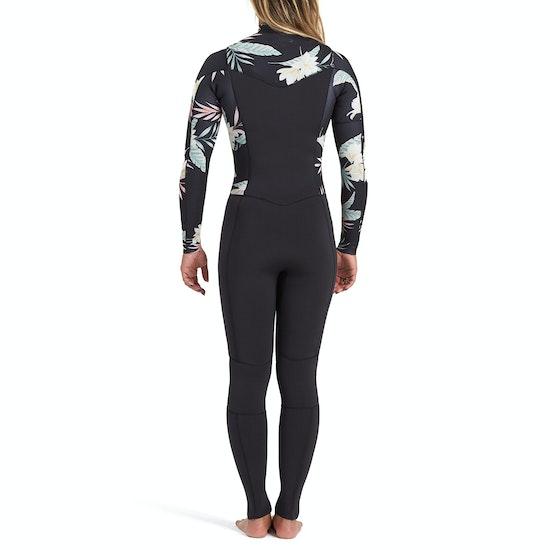 Combinaison de Surf Femme Billabong 403 Salty Dayz Full