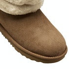 UGG Fluff Mini Quilted Kinder Stiefel