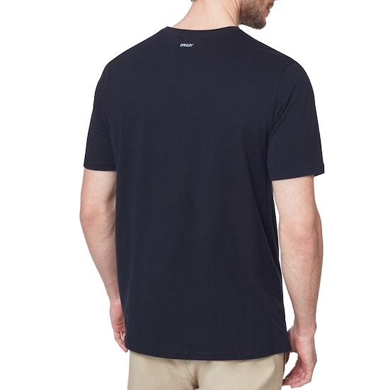 T-Shirt de Manga Curta Oakley Cut B1b Logo
