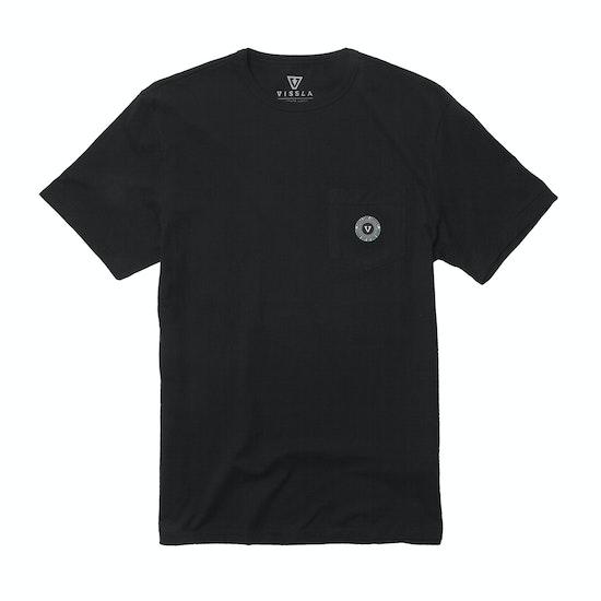 T-Shirt à Manche Courte Vissla Mind Melter Pocket