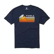 T-Shirt à Manche Courte Vissla Reprise