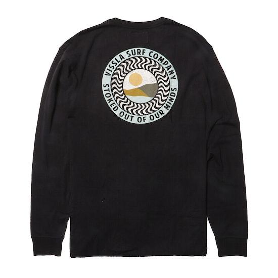 Vissla Mind Melter Pocket Langarm-T-Shirt
