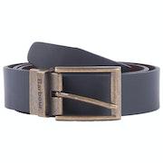 Barbour Reversible Leather Belt Gift Set