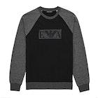 Emporio Armani Loungewear Crew Neck Men's Sweater