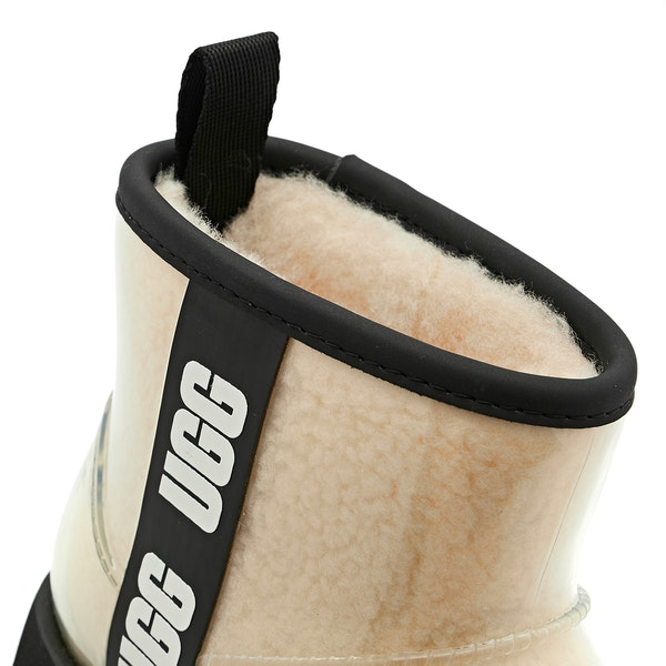 UGG Classic Clear Mini II Kid's Boots
