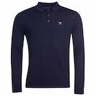 Barbour Sal Long Sleeve Polo Shirt