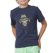 T-Shirt de Manga Curta Boys Animal Hang Loose J