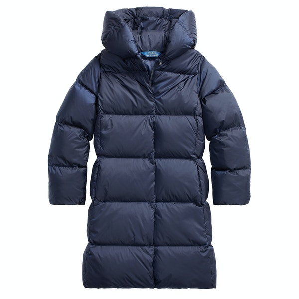 Polo Ralph Lauren Momentum Nylon Girl's Jacket
