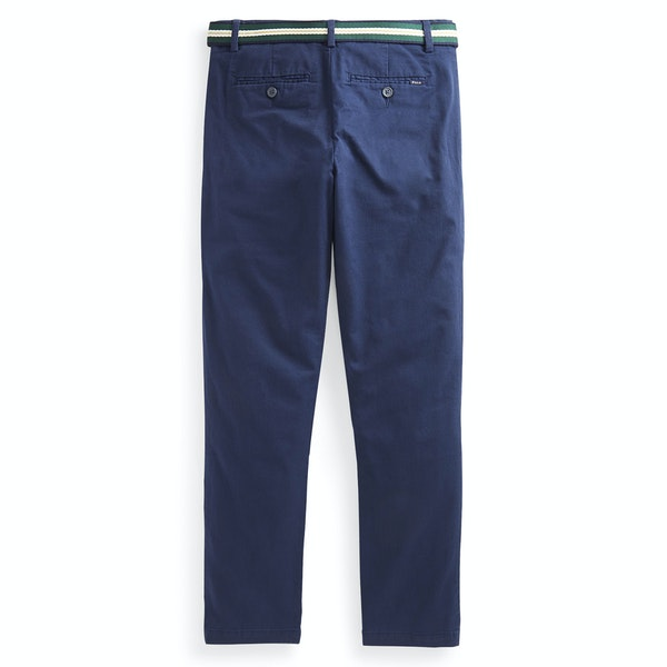 Pantalon Chino Polo Ralph Lauren Belted Stretch Skinny