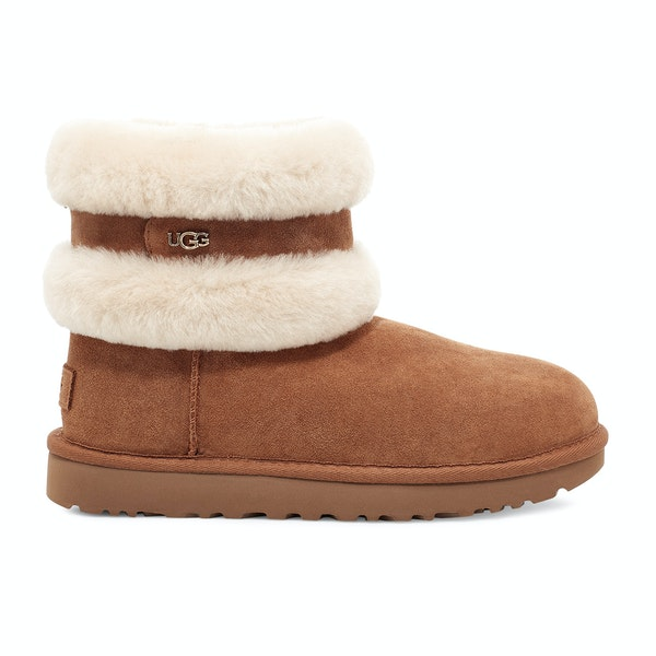 UGG Fluff Mini Belted Women's Boots