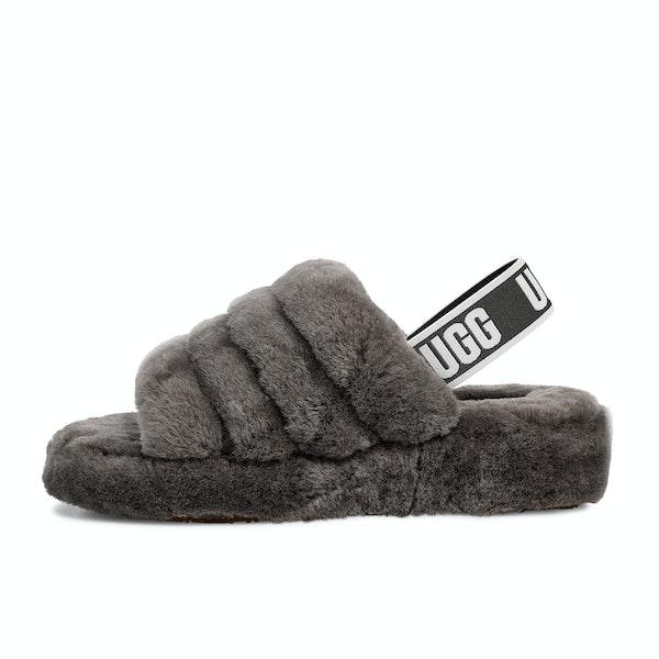 UGG Fluff Yeah Slide Ws Damen Pantoffeln