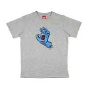 Santa Cruz Youth Screaming Hand Kurzarm-T-Shirt