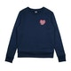Sweater Senhora Santa Cruz Japanese Heart Crew