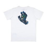T-Shirt à Manche Courte Santa Cruz Youth Hand Splatter