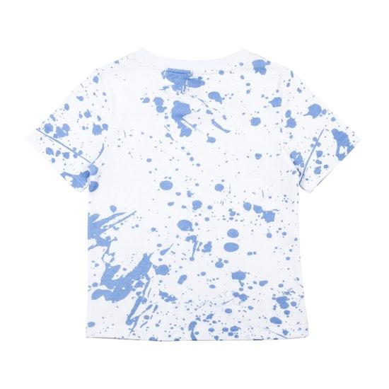 T-Shirt de Manga Curta Santa Cruz Kit